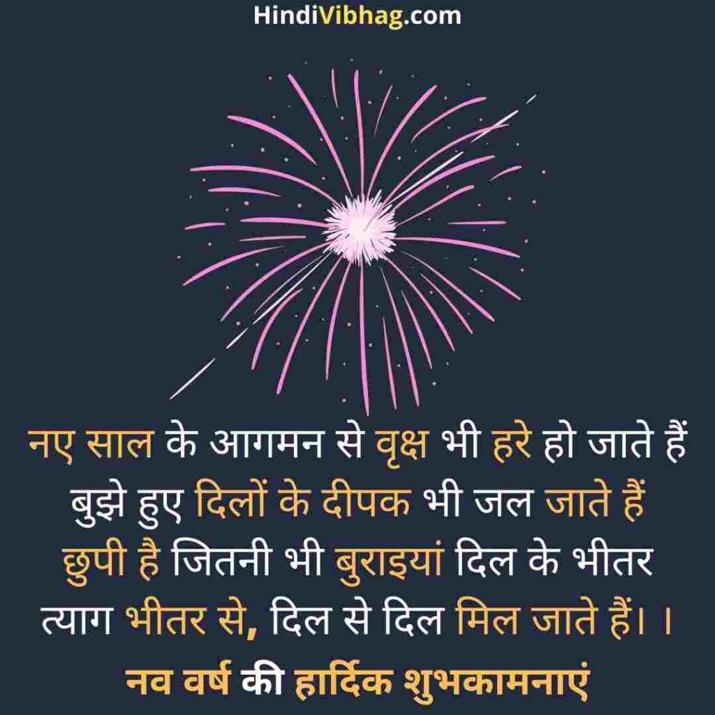 New year Quotes in hindi for everyone